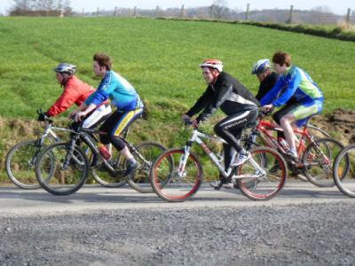mountainbiken landelijke Gilde 11 maart 2012 040